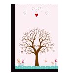 幸福簽名樹(12M)免運