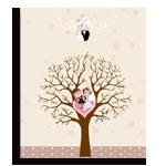 幸福簽名樹(8F)免運